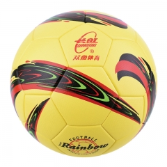 Low Price Colorful PU Football