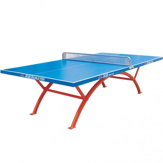 Outdoor Ping Pong Table with Integration Table Top