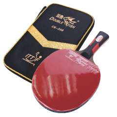 CK-208 Golden Table Tennis Racket wholesale